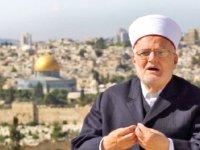 Mescid-i Aksa İmamı, İsrail zulmünü anlattı: Bayrak çekeceklerdi