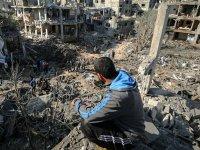İşgalci İsrail saldırılarında şehit olanların sayısı 188'e yükseldi