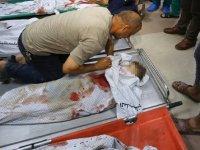 İsrail'in eşini ve 4 çocuğunu katlettiği baba konuştu