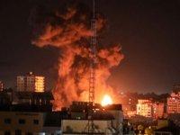 Bir Gazzeliye yarım kilo bomba düştü!