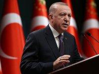 Erdoğan'dan işgalci İsrail'e sert tepki: Bunlar yavruları öldürecek kadar katiller