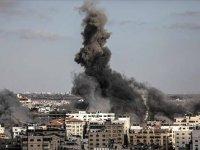 Gazze'de katliam devam ediyor: Şehit sayısı 212'ye yükseldi