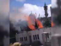 İsrail, Hafya'daki Müslüman mezarlığını ateşe verdi