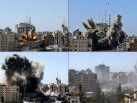 AP muhabiri İsrail'in saldırılarını anlattı: Gazze'de güvenli bir yer yok